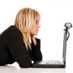 Aprenda a convencer uma mulher a ligar a webcam