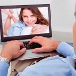 Sabe mesmo conversar com mulheres online?